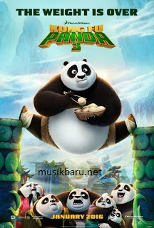 Download Film Kung Fu Panda 3 ( 2016 ) Bluray Full Movie Subtitle Indonesia