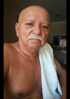 Nas redes sociais Nego de Sanção lamenta morte do ilustre senhor Afonso do Bairro do Nordeste em Guarabira