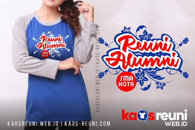 10 Desain Sablon Kaos Reuni Gathering Desain Terbaru SMP SMA Alumni Angkatan