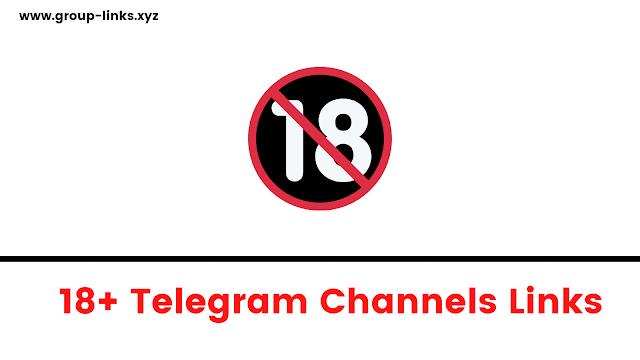 【Adult】18+ Telegram Channels Links 2021