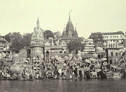 Ghats of Varanasi (Benares)