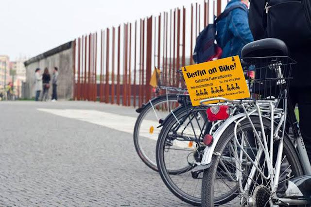 Aluguel de bicicleta em Berlim