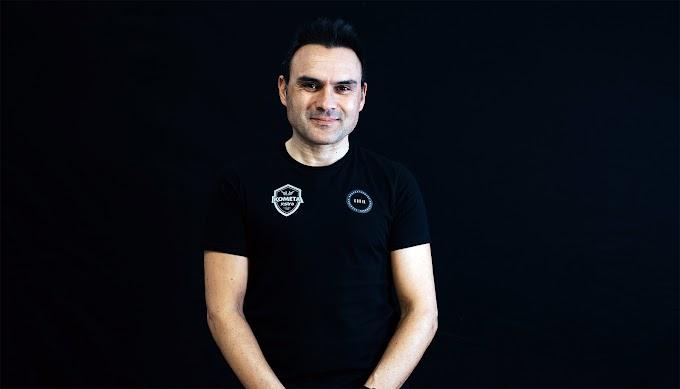 Rafa Díaz Justo, director del Kometa - Xstra Cycling Team sub23, cuenta como están viviendo estos días