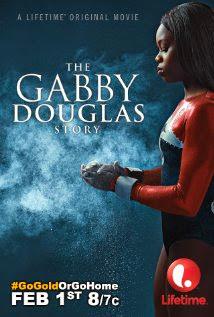A História de Gabby Douglas BDRip AVI Dual Áudio + RMVB Dublado