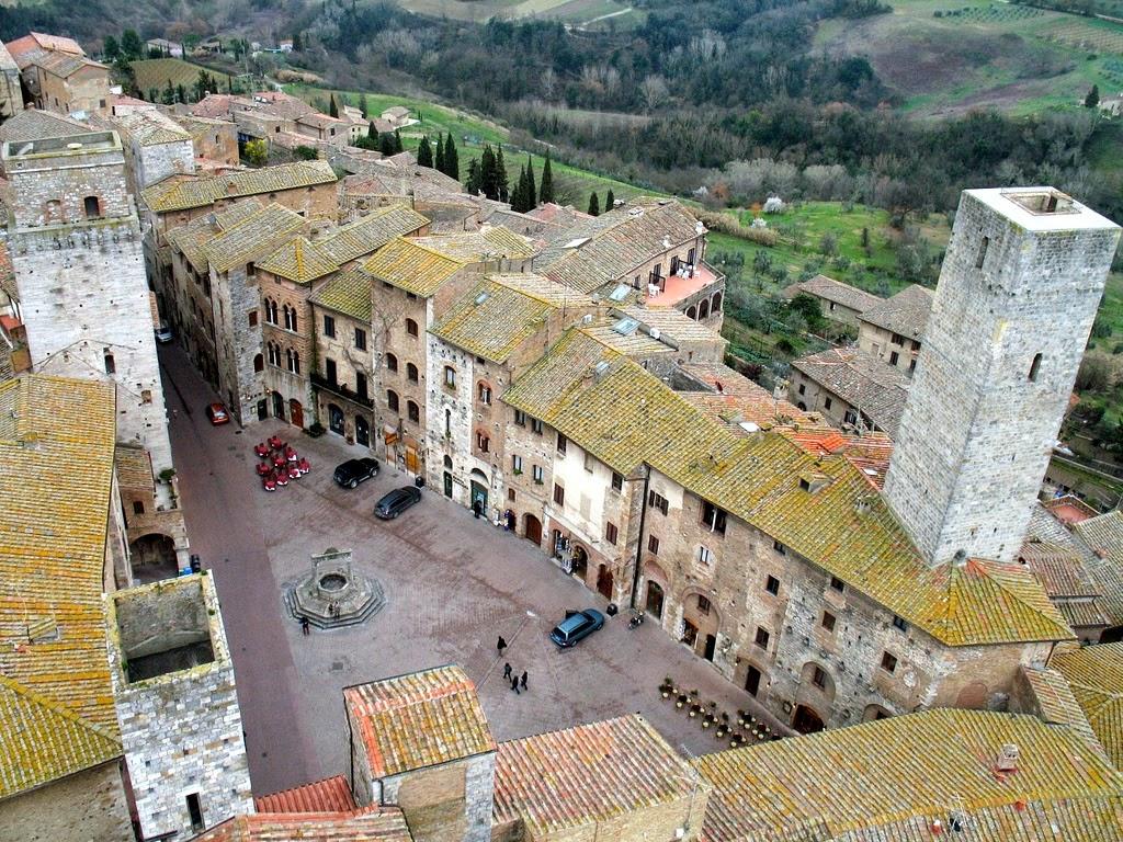gengisch - San Gimignano