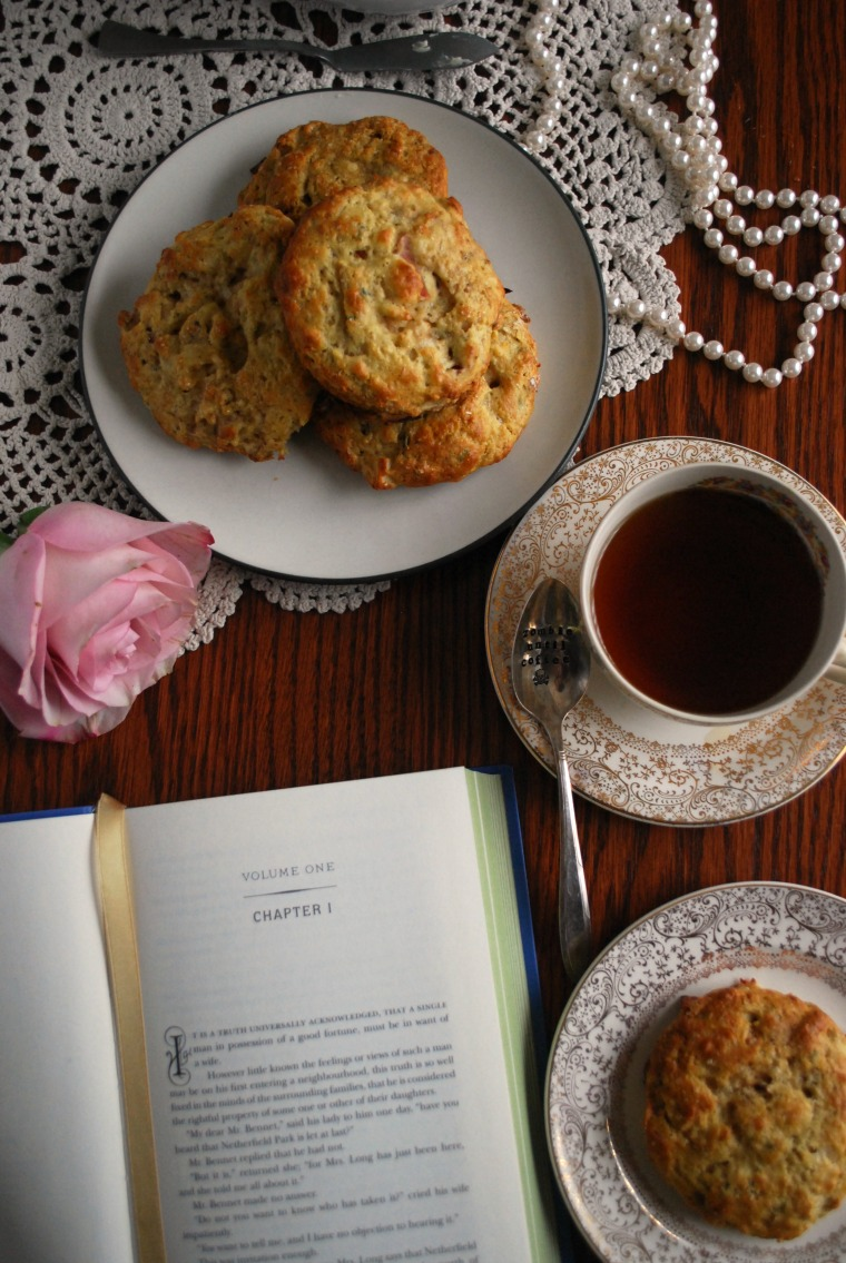 Pride and Prejudice Scone Recipe
