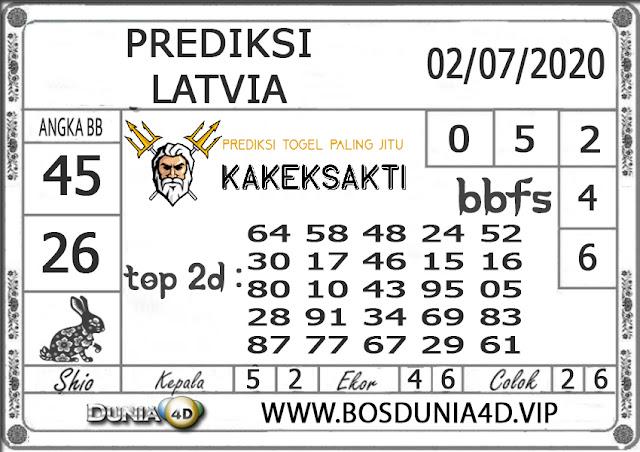 Prediksi Togel LATVIA DUNIA4D 02 JULI 2020