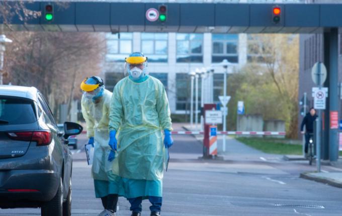 Anche in Germania oltre 1 mln di vaccinati