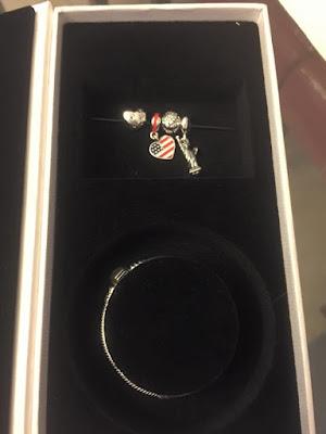 bijoux PANDORA