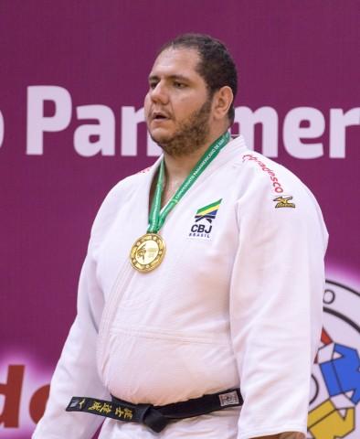 Rafael Silva(Baby)está  fora dos Jogos Pan-Americanos de Lima 2019