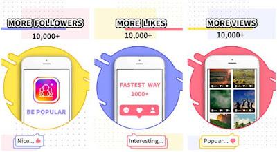 7 Aplikasi Penambah Followers Dan Like Terbaik Di Instagram Android Klik Refresh