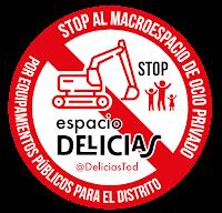 logo stop espacio delicias