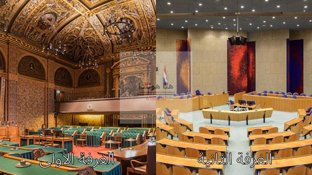 البرلمان الهولندي اقسامه ومهامه