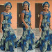 Latest Ankara Skirt and Blouse Styles for this Month in 2021