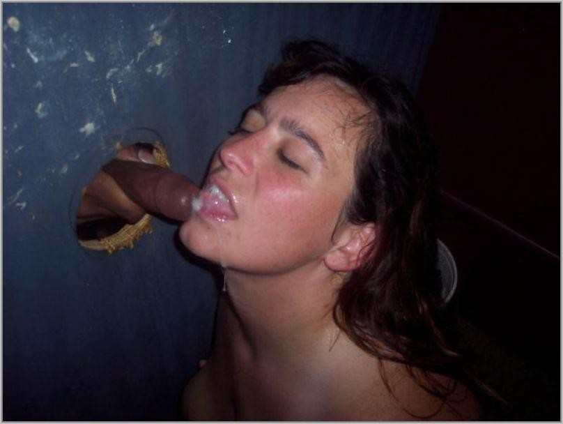 Wife gloryhole