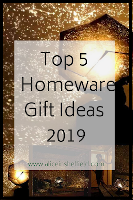 5 Homeware Gifts