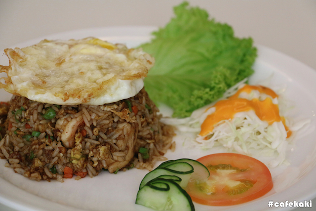 Tom Yum Fried Rice (RM13.90)