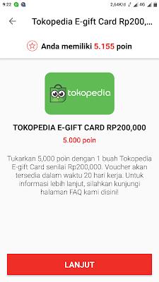 trik mendapatkan voucher belanja tokopedia gratis