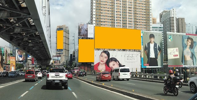 LED Billboards on EDSA Guadalupe - Digital Out-of-Home in the Philippines