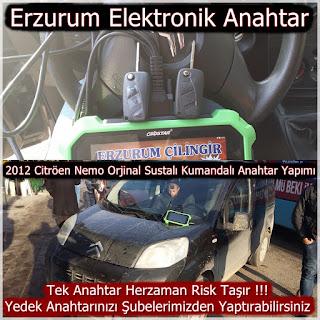 Erzurum Elektronik Anahtar Oto Anahtarı ve Kumanda Kopyalama Merkezi 📞 0544 542 51 22 📞 0534 545 59 59 Her model oto anahtar kumanda yedeklenir.Kayıp olan oto anahtarları yeniden üretilir.Tahrip olmuş kumanda kabı değiştirilir pilleri yenilenir. www.anahtarcierzurum.com 👈 www.alocilingirim.com 👈 📢2012 Citröen Nemo Orjinal Sustalı Kumandalı Anahtar Yapımı🚕 #otoanahtar #otokumanda #erzurumçilingir #erzurumotoanahtar #erzurumotokumanda #erzurumotoanahtarcısı #erzurumelektronikanahtar