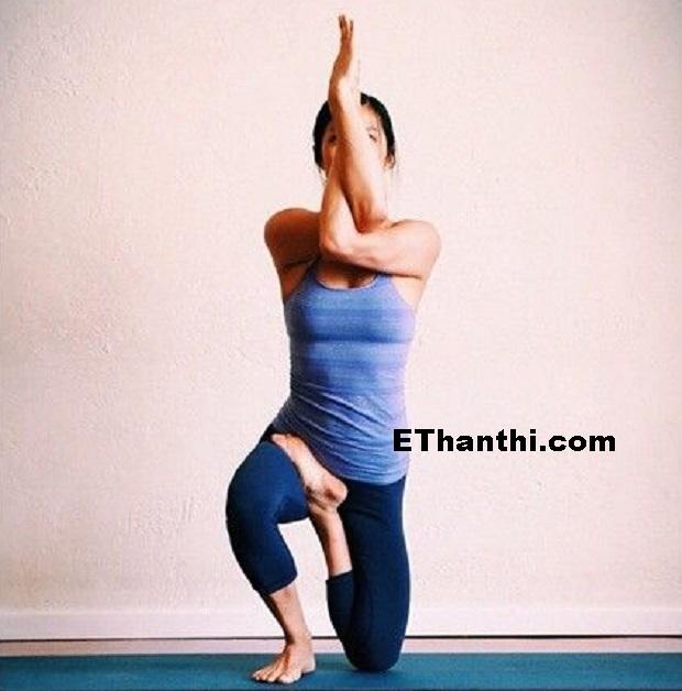 கால்கள் வலுப்பெற வாட்டாயானாசனம் பயிற்சி | Vattayanasanam !