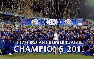 MI vs CSK IPL Final 2015 Highlights