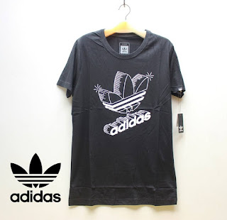 Kaos Distro Adidas