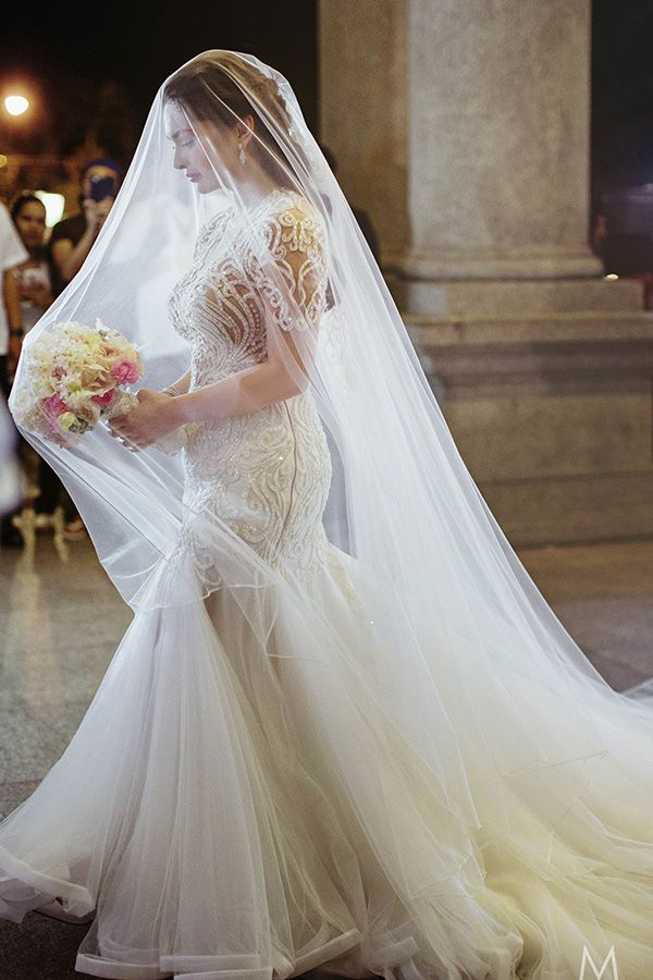 Top 10 Most Stunning Brides With The Most Talked About Wedding ...