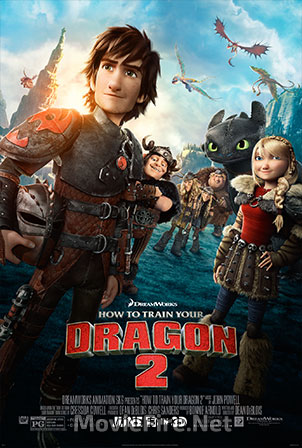 How to Train Your Dragon 2 (2014) 1080p