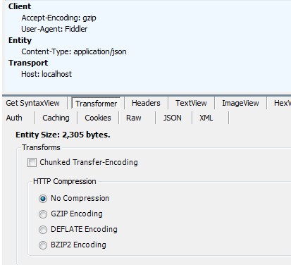 GZIP compression in IIS 7 5 for JSON response | IT'S ALL ABOUT THE CODE