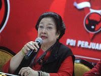 Soal Menteri, Megawati: Tunggu Tanggal Mainnya