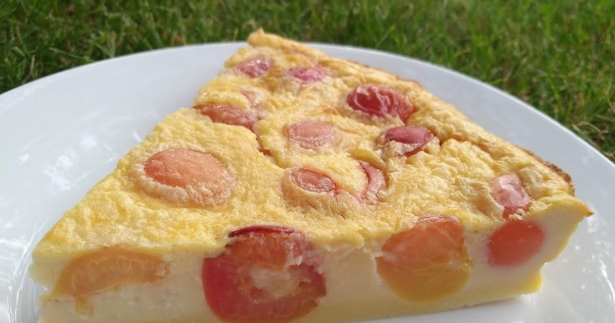 Cocotte forever: Clafoutis aux cerises : 126 calories