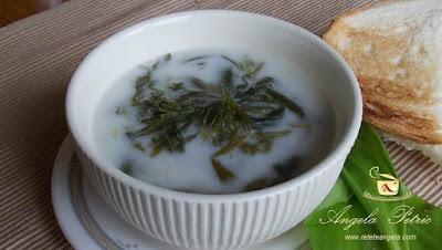 Supa de leurda - etapa 5