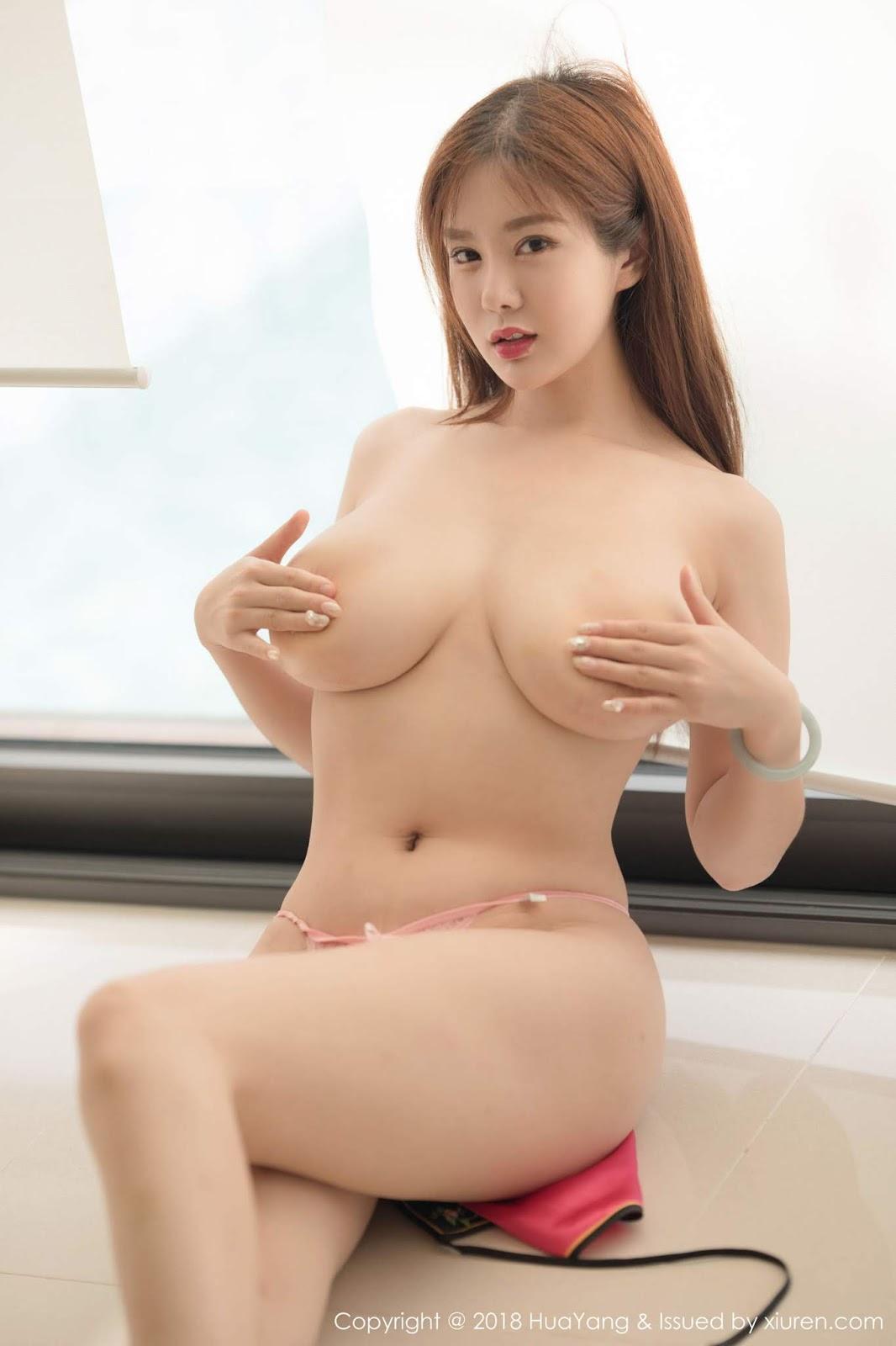 Chinese Big Boobs Yi Yang  易阳 Huayang Vol 096 (40 Pict)