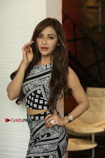 Telugu Actress Angela Krislinzki Latest Pos in Short Dress  0057.JPG