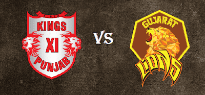 KXIP vs GL Head to Head IPL 2017 Match 47