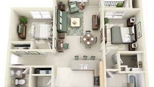 Desain Rumah Minimalis Sederhana dan Modern Terbaru