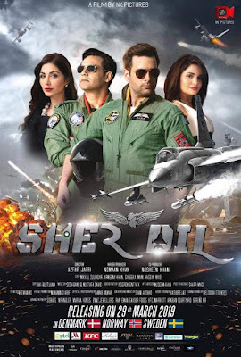 Sher Dil (2019) Urdu 720p WEBRip ESubs Download