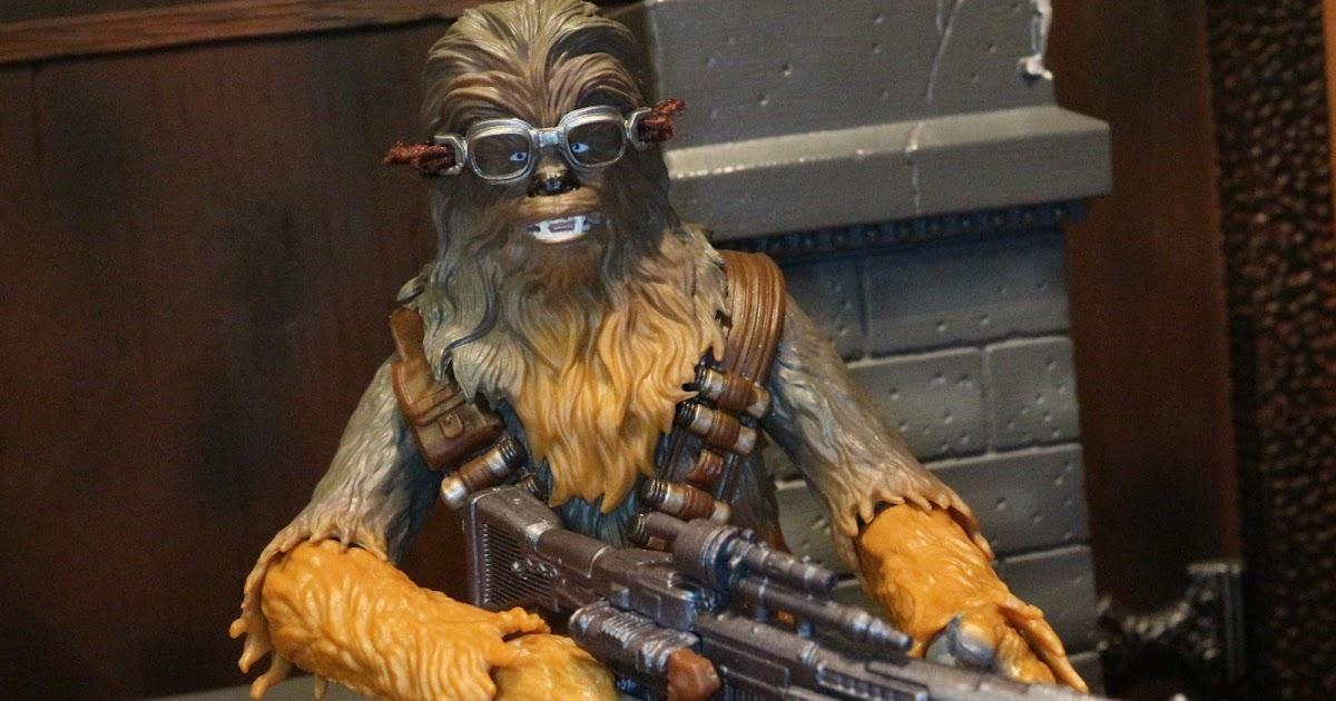 Star wars MICRO MACHINES Chewbacca Wookie TFA HASBRO