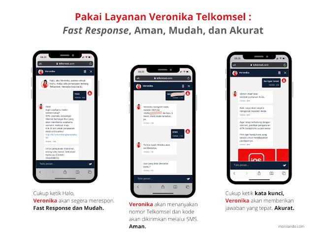 veronika-telkomsel-mudah