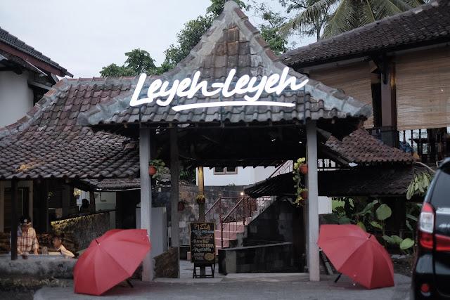 Leyeh Leyeh Jogja, One Stop Culinary di Jogja Utara