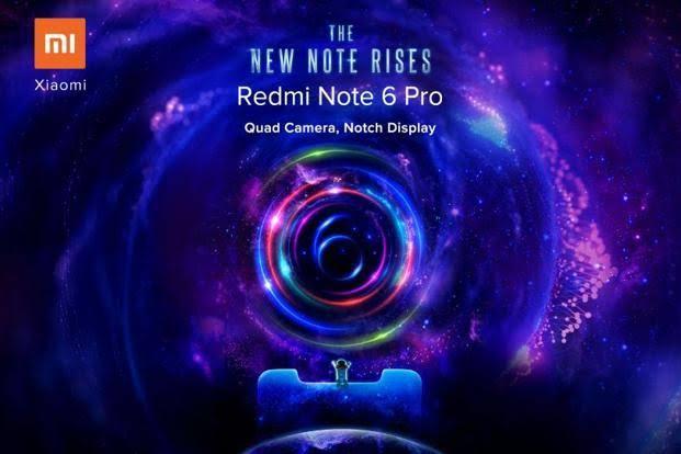 Redmi Note 6 Pro pics