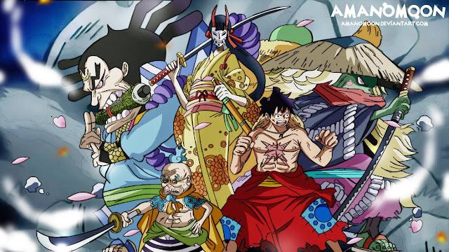Manga One Piece Chapter 949 Spoiler Bocor!