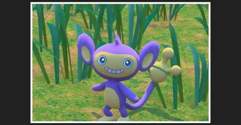 Fotodex of the Jungle in New Pokémon Snap