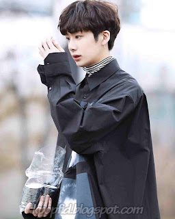 Foto Terbaru Hyungwon Monsta X 2017