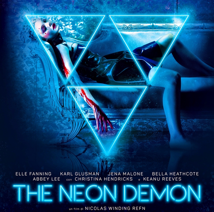 Póster: The neon demon