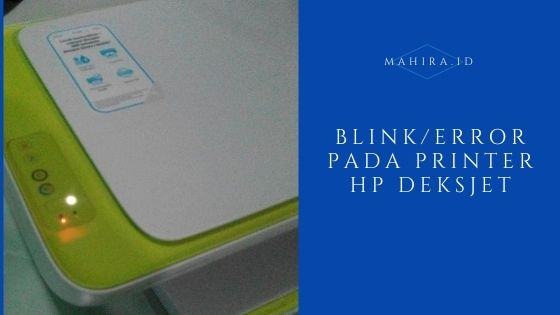 Printer HP Deksjet