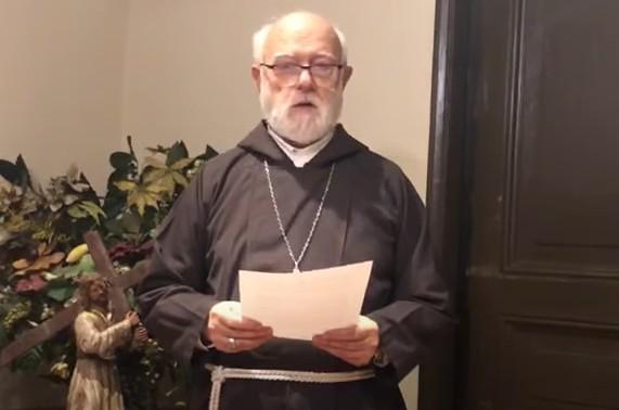 Arzobispo Celestino Aós