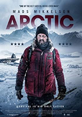 Arctic [2018] [DVD] [R1] [NTSC] [Spanish]