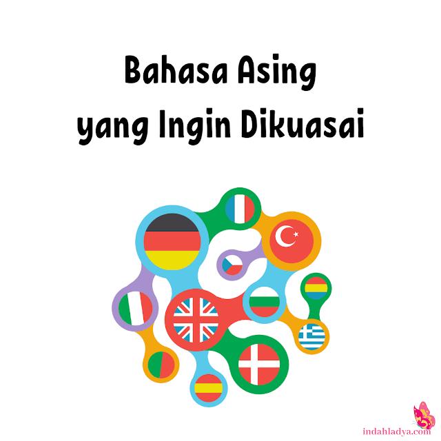 Bahasa yang Ingin Dikuasai